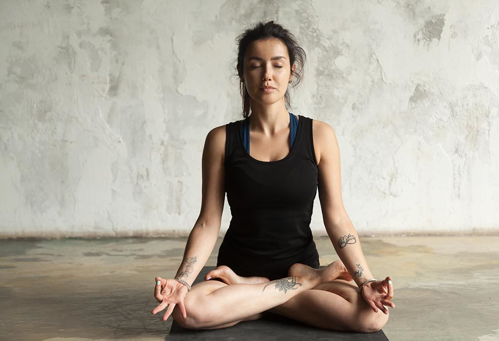 How Doing Eye Yoga Can Help You Relieve Stress