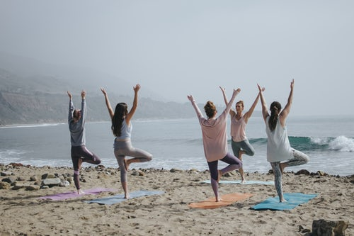 How To Find Yoga Classes Near Me